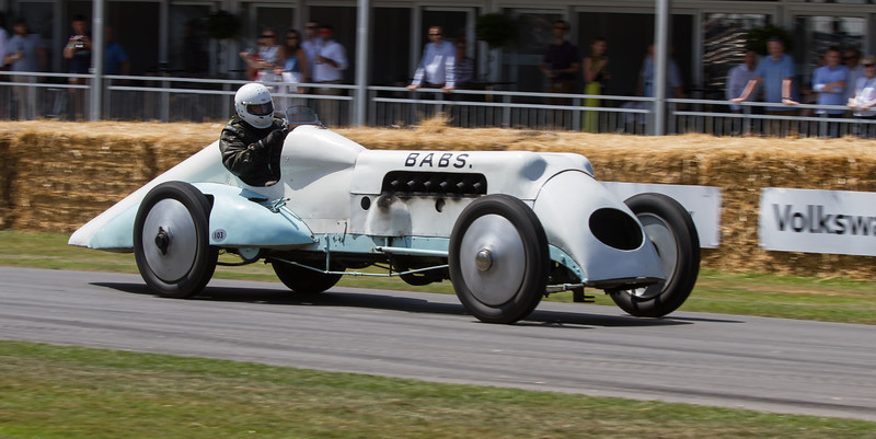 1923 Leyland Thomas Special 'Babs'