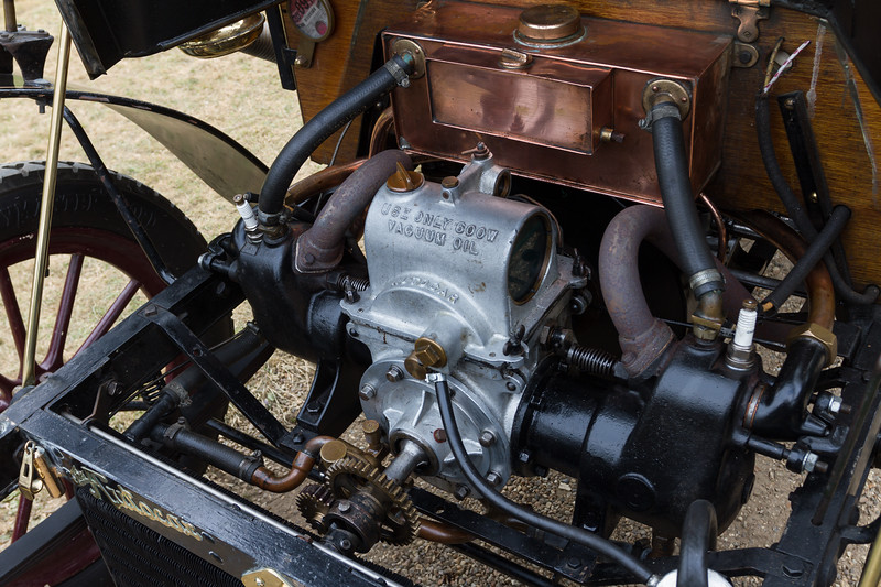 1904 Autocar 10hp Runabout Body