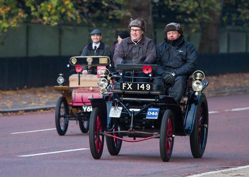 1900 Clement-Panhard 5hp Phaeton Body