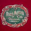 Ford Motor Badge