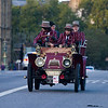 1902 James & Browne 9 hp Tonneau Body