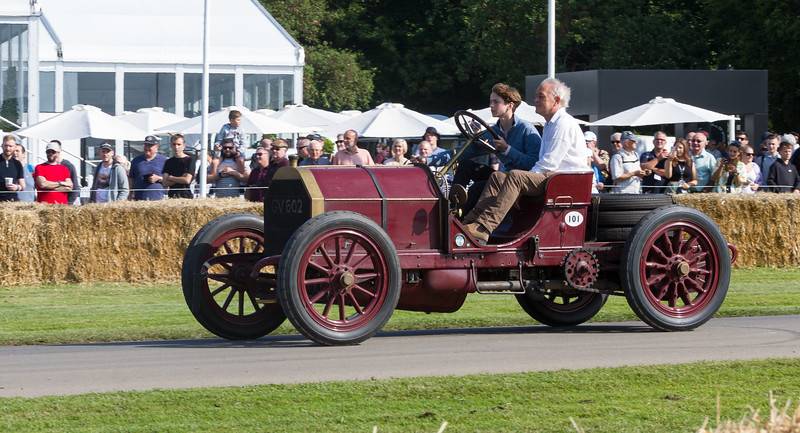 1903 Mercedes 60hp