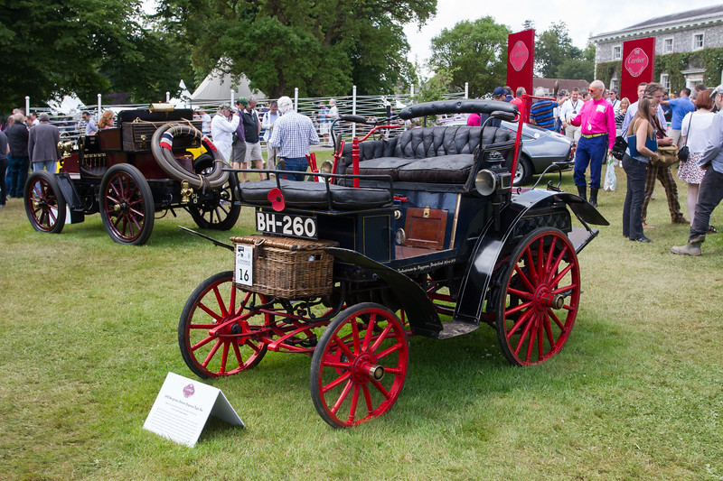 1898 Orient Express Type Six