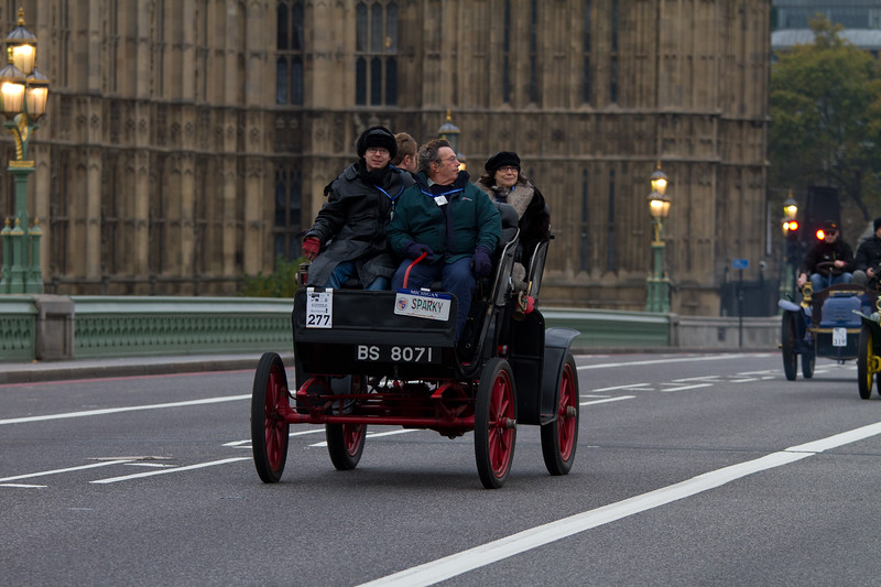 1903 Waverley 6hp Two-Seater Body (Electric Car)