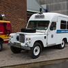 !972 Land-Rover 109 Series III Ambulance