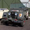 1952 Land-Rover Minerva TT Ambulance