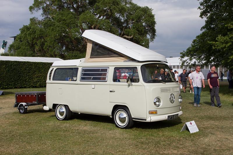 1970 Volkswagen Type 2 Campmobile
