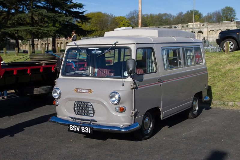 1962 Morris J4 Campervan