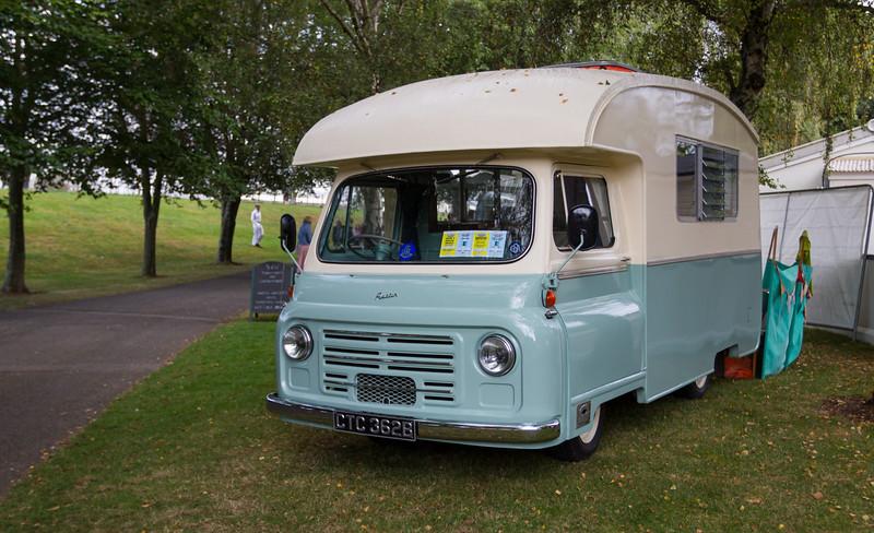 1964 Austin J2 Paralanian Camper Van