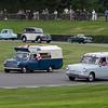 1966 Ford 105E Anglia Van / 1965 Austin Mini Wildgoose Motorhome