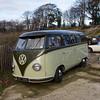 1957 Volkswagen Vamper Van
