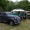 1948 Morris Ten Series M / 1938 Jubilee Caravan