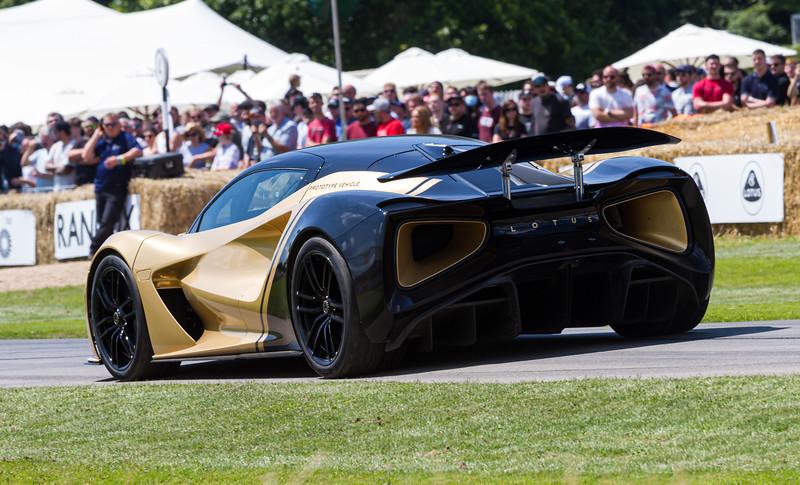 2021 Lotus Evija