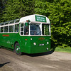 1950 AEC Regal RF 19 Single-Deck Bus