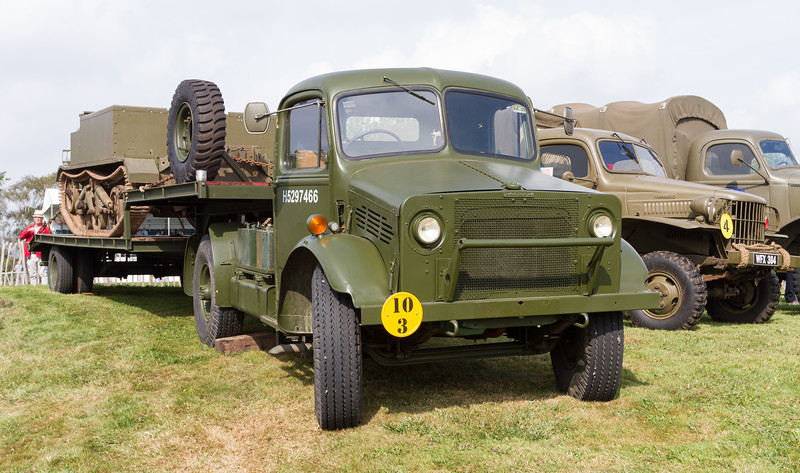 1940 Bedford Scammell OXC 6-ton Tractor Unit