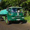 1976 Bedford KM Flatbed Lorry