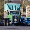 1958 Berna L4 Dropside Lorry