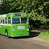 1966 Bristol SUL4A Single-Deck Bus