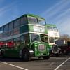1962 Bristol FS6G Double Deck Bus