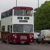 1976 Bristol VRT Double Deck Bus