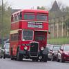 1952 Bristol Double Deck Bus