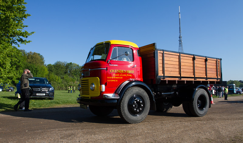 1960 Commer QX Lorry