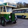 1949 Daimler CVD6 Weymann Single-deck bus