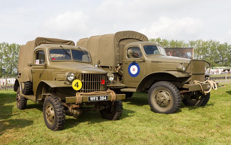 1942 Dodge WC53 Caryall