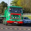 1975 ERF 8 Wheel Flatbed Lorry