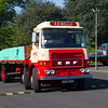 1972 ERF Flatbed Lorry