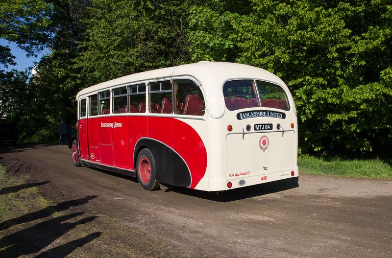1951 GUY Arab III Coach