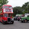 1951 Leyland 7RT Double Deck Bus