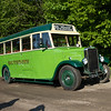 1937 Leyland Cub Single-Deck Bus