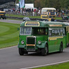1953 Leyland Tiger PS1 Bus
