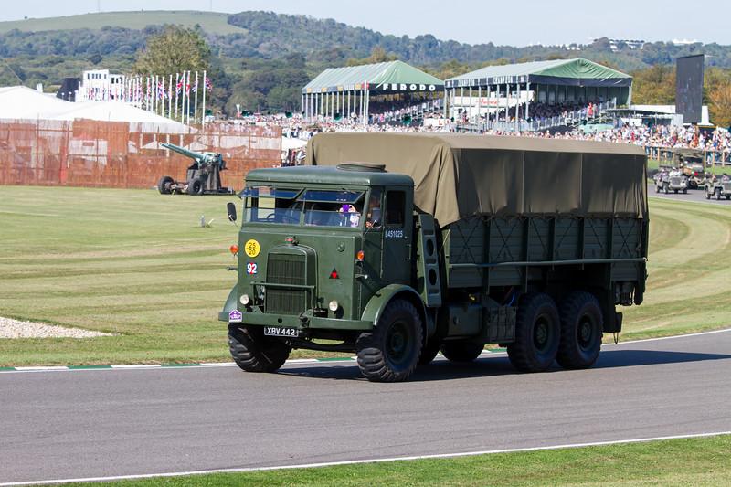1944 Leyland Hippo Mk II Truck