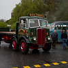 1952 Maudsley Majestic 6 Wheeler Flatbed Lorry