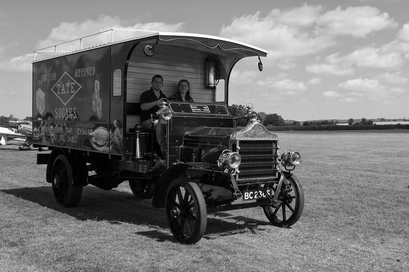 1913 McCurd Box Van
