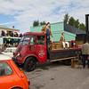 "1940s Renault AHS3 Truck ""Motul lubricant"""