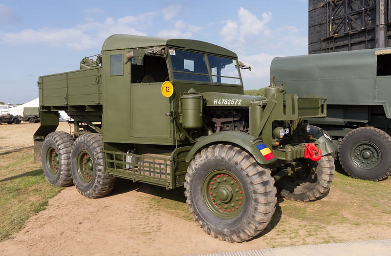 1943 Scammell Pioneer Heavy Recovery Vehicle