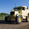 1940s Scammell Heavy Artillery Tractor