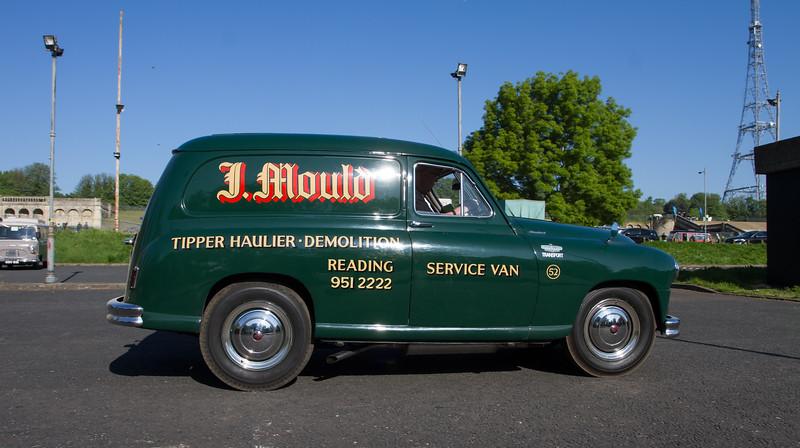 1952 Standard Vanguard Van