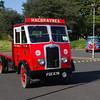 1947 Thornycroft Nipper Flatbed Lorry