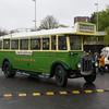 1930 Tilling-Stevens B10 Express Bus