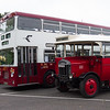1925 Tilling-Stevens TS7 Single Deck Bus