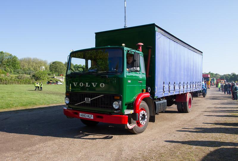 1982 Volvo F6 Lorry