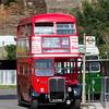 1954 AEC Regent III RT Double-deck bus