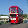 1951 Leyland 7RT Double-deck bus