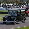 1932 Austin FX3 Hearse
