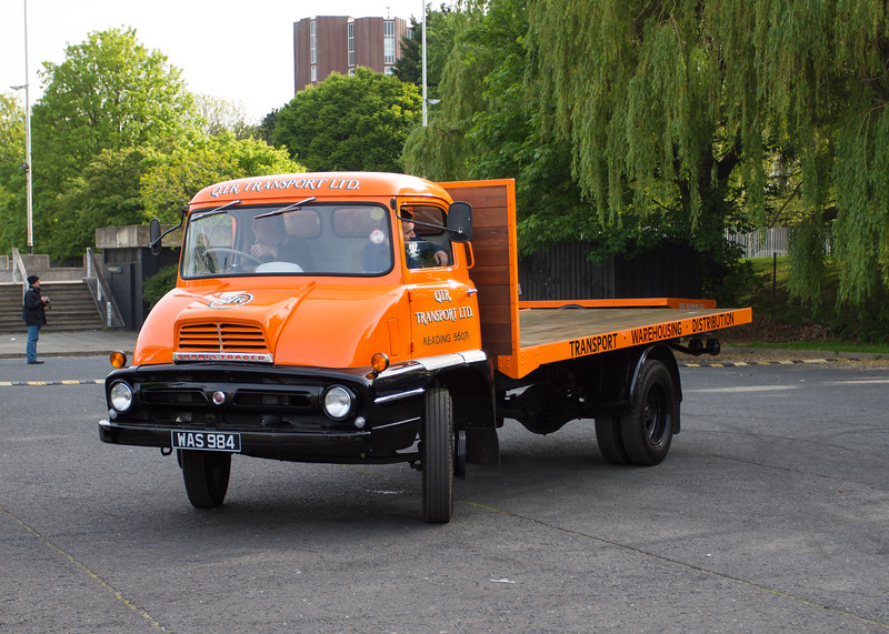 1958 Ford Thames Trader Flatbed Lorry