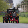 1932 Foden D Type Timber Tractor Mighty Atom